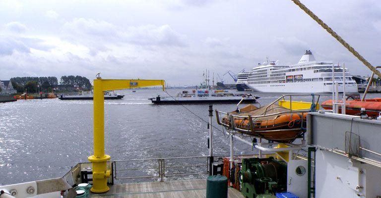 Maritime Ergänzungssysteme