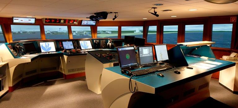 Maritimes Simulationszentrum Warnemünde